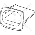 Black Bag & Decker Vacuum Filter
