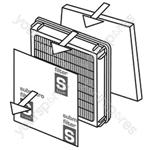 Nilfisk Vacuum Filter