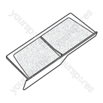 Electrolux Z2541 Vacuum Filter