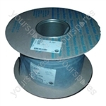 Flex 100 Metre 0.75mm 2 Core Grey