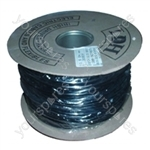 Flex 100 Metre 1.5mm 3 Core Black