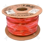 Flex 100 Metre 1mm 3 Core Orange