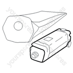 Spinney/rotel Vacuum Bags