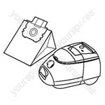 Electrolux Z2520 Harmony Vacuum Bags