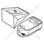 Electrolux Smart Vac Vacuum Bags