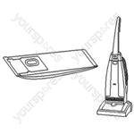 AEG Vc9000-vc9400 Vacuum Bags