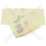 National Optronics Vacuum Cleaner Paper Dust Bags