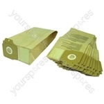 Karcher Cv30 Vacuum Cleaner Paper Dust Bags