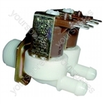 Hotpoint 101A0G Water Valve Cold Dual 180 Deg