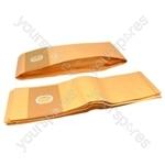 Nilco UZ169 Vacuum Cleaner Paper Dust Bags