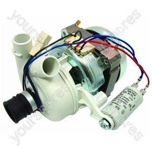 Hotpoint Dishwasher Wash Pump