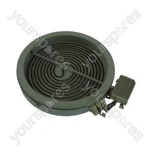 Hotpoint Heater 1200W/230V D=165 Spares
