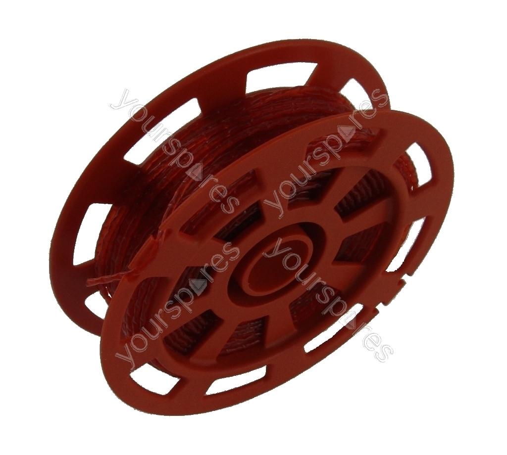 500 EIT250 9648593-25 Flymo Contour Line Feeder Power +