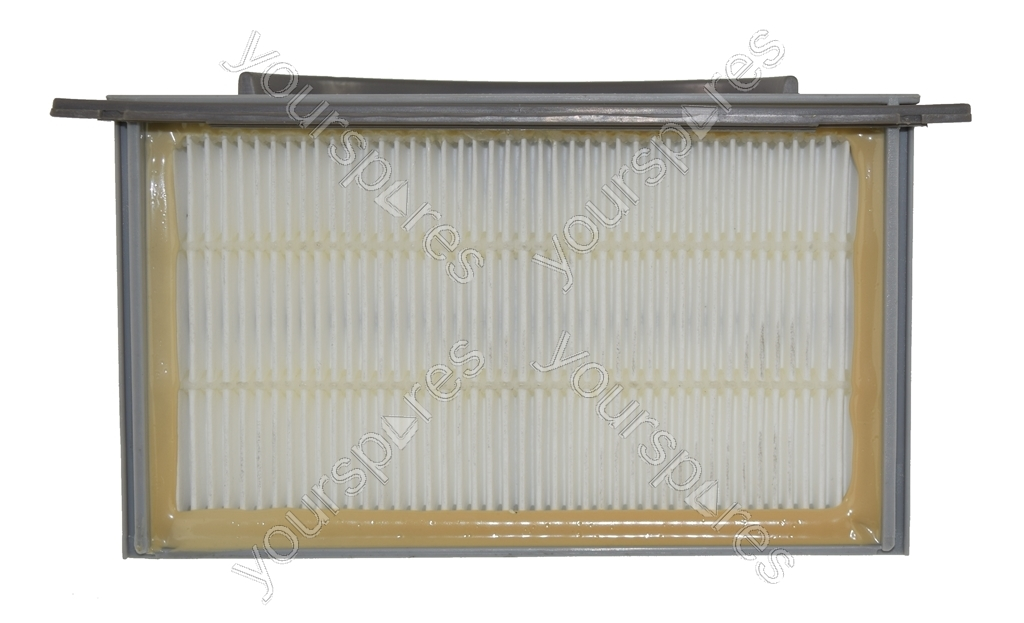 how to clean a hepa vacuum filter