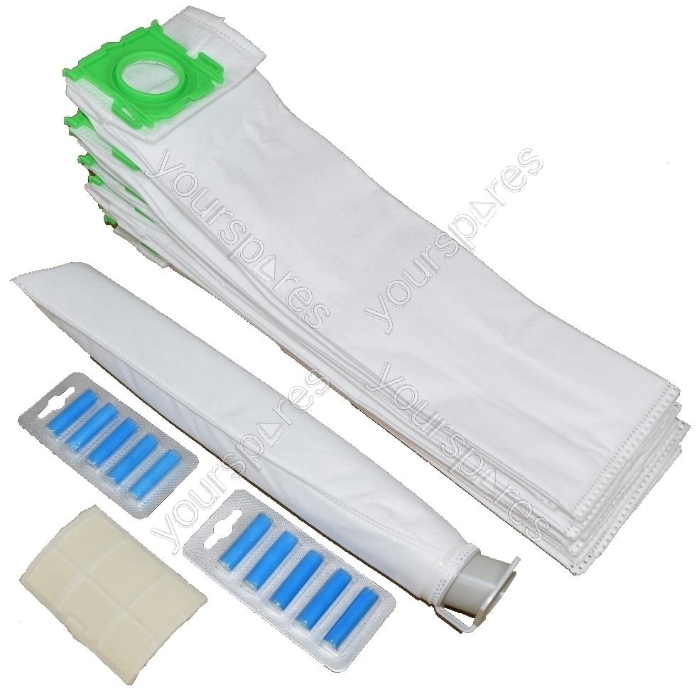 Sebo X Series Microfibre Vacuum Cleaner Bags X 10 Filters