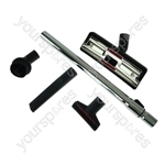 Universal Telescopic Extension Pipe and Tool Kit - 35mm Fitting
