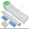 Sebo X Series Microfibre Vacuum Cleaner Bags x 10 Filters And Air Fresheners Service Kit