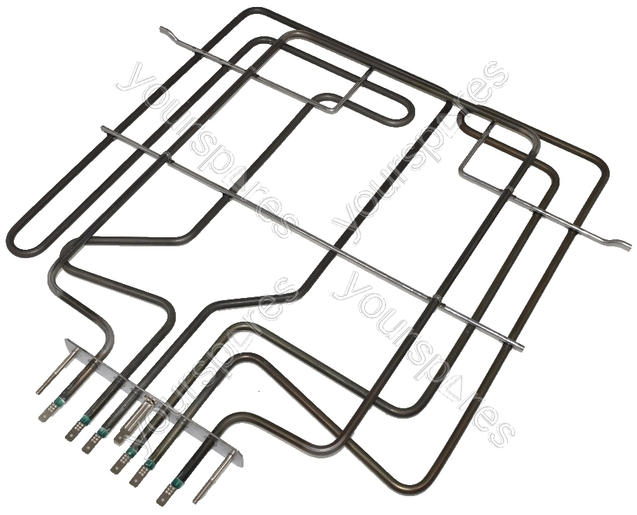 cooker and oven heating element dual grill c00311864 by