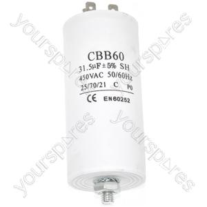 Universal 31.5UF Microfarad Appliance Motor Start Run Capacitor