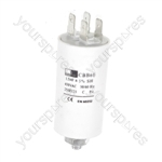 Universal 1.5UF Microfarad Appliance Motor Start Run Capacitor