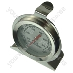 Panasonic Stainless Steel Cooker Oven Temperature Thermometer Gauge 300°C 600°F