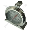 Stainless Steel Cooker Oven Temperature Thermometer Gauge 300°C 600°F
