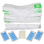 Sebo X Series Microfibre Vacuum Cleaner Bags x 20 Filter And Air Fresheners Service Kit
