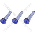 Dyson DC58 DC59 DC61 DC62 V6 V7 V8 Animal Vacuum Cleaner Washable Pre Motor Stick Filters x 3