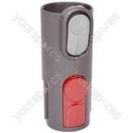Dyson V7 V8 V10 SV10 SV11 Cordless Vacuum Cleaners Brush Tool Adapter