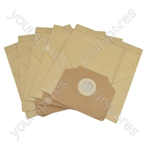 Electrolux Dolphin Vacuum Cleaner Paper Dust Bags
