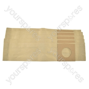 Hoover Compact/Junior Vacuum Cleaner Paper Dust Bags
