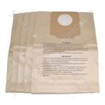 Krups 932 Vacuum Cleaner Paper Bags