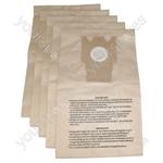 Miele S638 Vacuum Cleaner Type N Paper Dust Bags