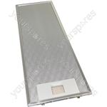 Meneghetti Cooker Hood Metal Grease Filter 159mm x 508mm
