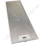 Meneghetti Cooker Hood Metal Grease Filter 166mm x 515mm