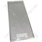 Tricity Bendix Cooker Hood Metal Grease Filter 185mm x 465mm