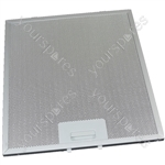 Comet Cooker Hood Metal Grease Filter 275mm x 310mm