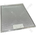 Meneghetti Cooker Hood Metal Grease Filter 283mm x 380mm