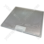 Meneghetti Cooker Hood Metal Grease Filter 330mm x 320mm