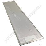 Meneghetti Cooker Hood Metal Grease Filter 756mm x 185mm