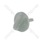 Hotpoint UE47X(T) Electric Oven Knob Main Push Nickel