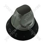 Hotpoint CH10756GF Knob Cannon Inox