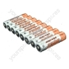 Endurance AA Rechargeable Batteries