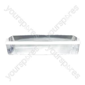 Bottle Shelf 500x104(cristal/argento).