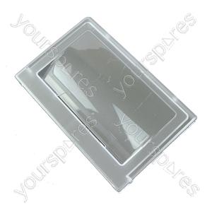 Hotpoint Panel crisper box 240X159X27 transparent Spares