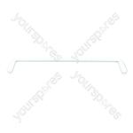 Hotpoint JFURG2010PAI Glass Shelf Front Tr Im (505x78x15mm)