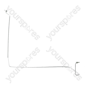 Indesit FSD/Thermostat Pipe