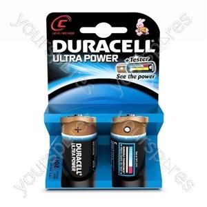 Duracell C B2 Ultra Power 002852