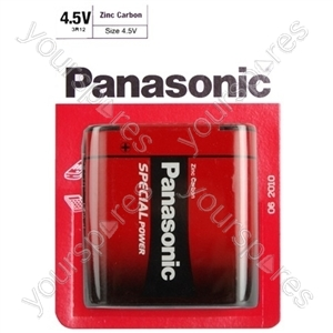 Pansonic Red 3r 12r (1289) Panasonic 3r12r 5410853026198