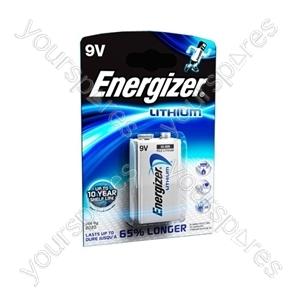 Energizer 9v Lithium 633287